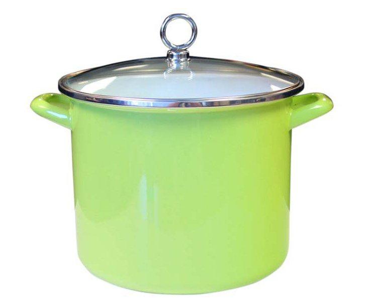 Stock Pot, Green