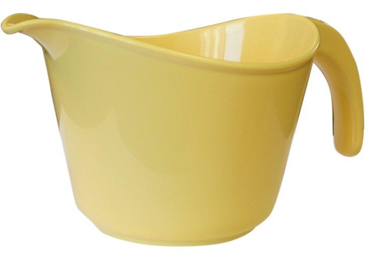 Microwave-Safe Batter Bowl, Lemon