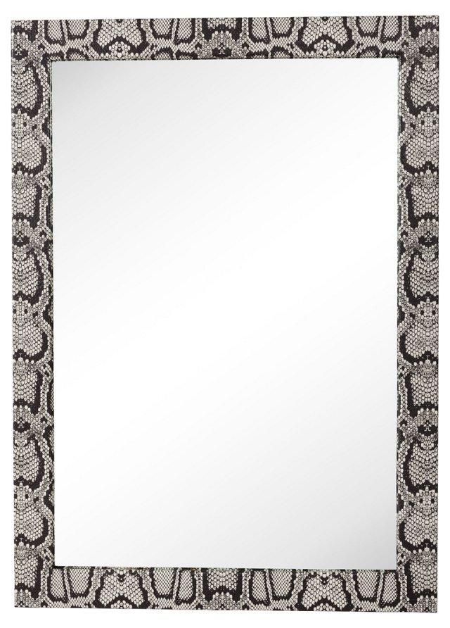 Faux-Python Mirror