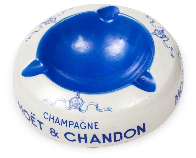 Moët & Chandon Ashtray
