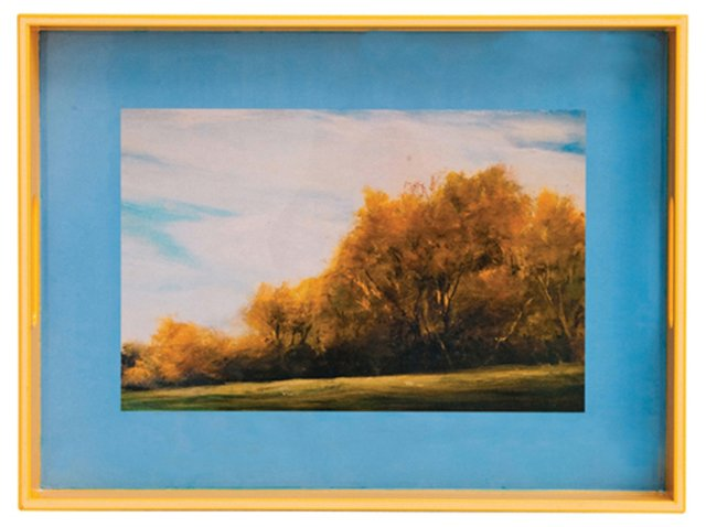 "Bedminster Field Tray, 15"" x 20"""
