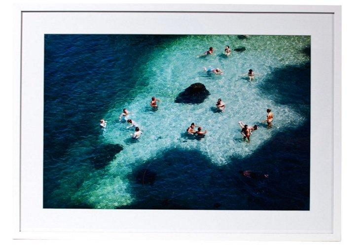 Italian Riviera Photograph