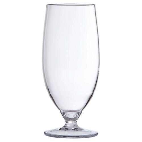 S/6 D&V Poolside Water/Beer Glasses