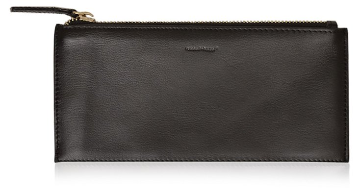 Leather Pencil Case, Black
