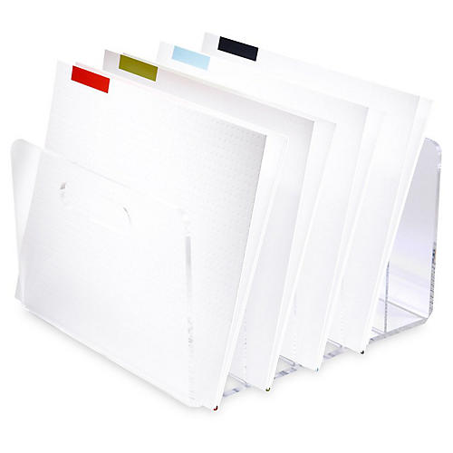 Acrylic Folder Collator
