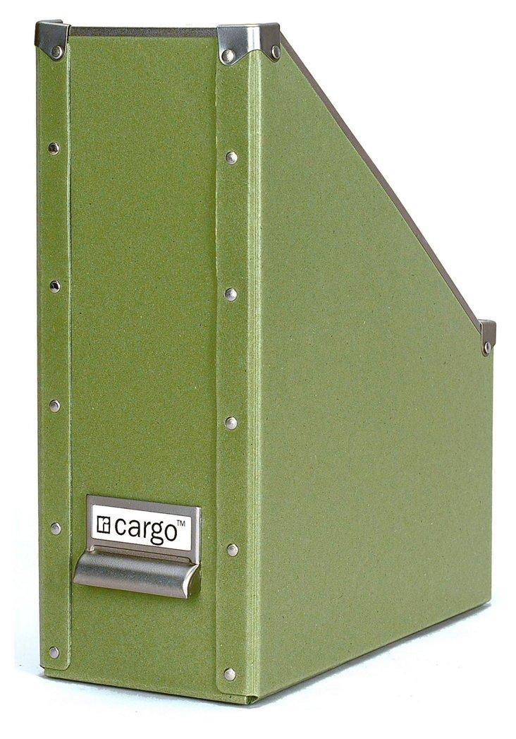 S/2 Cargo Magazine Files, Sage