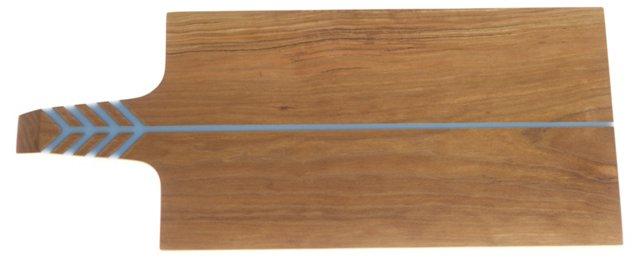 Arrow Cheese Board, Blue