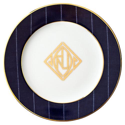 Ascot Bread Plate