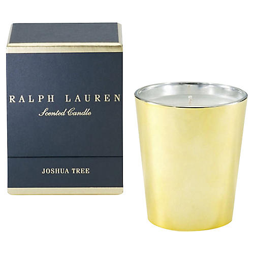 Joshua Tree Single-Wick Candle, Patchouli