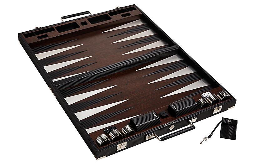 Sutton Backgammon Set