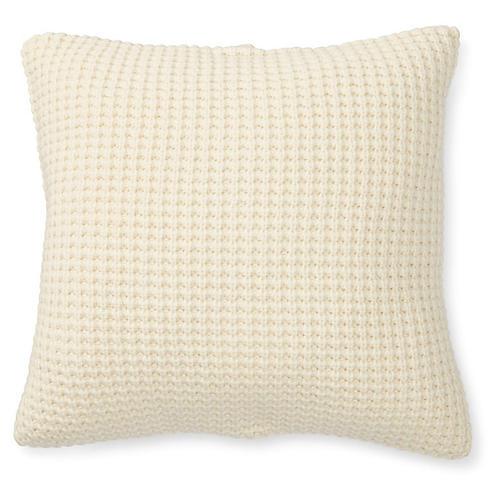 Miller Pillow, Cream