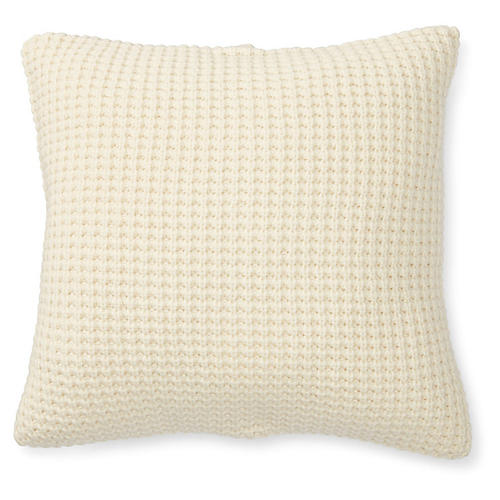 Miller Pillow, Cream