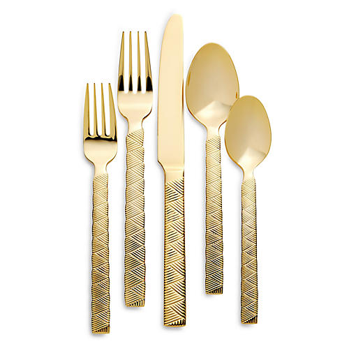 Cairo Flatware Set