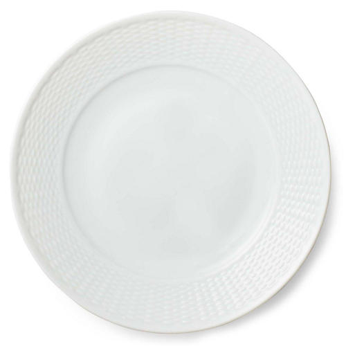 Rivington Bread & Butter Plate, White
