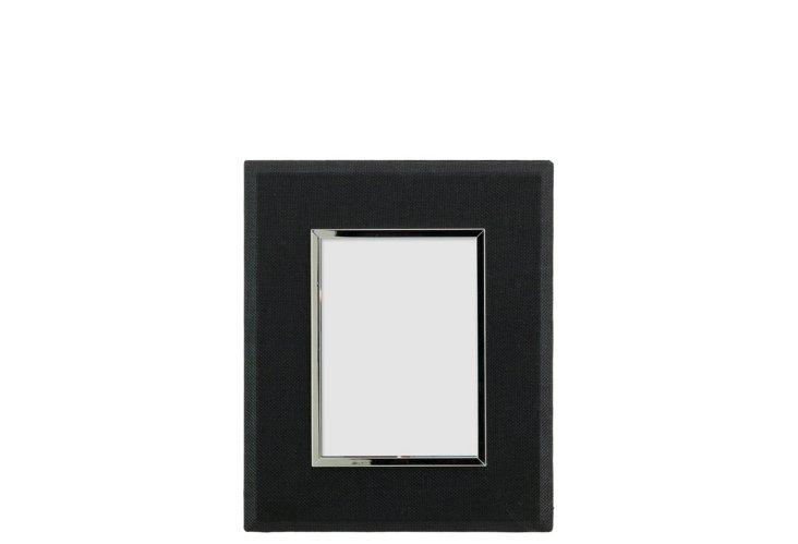 Ellis Frame, 4x6, Black