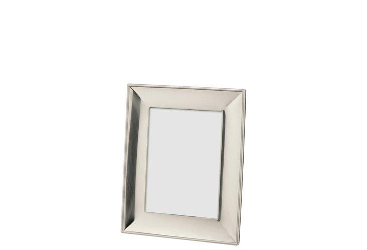 Uptown Frame, 4x6, Silver