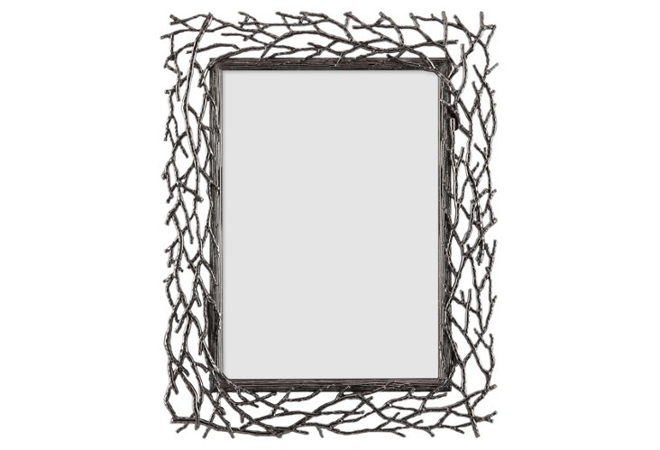 Branches Frame, 8x10, Gunmetal