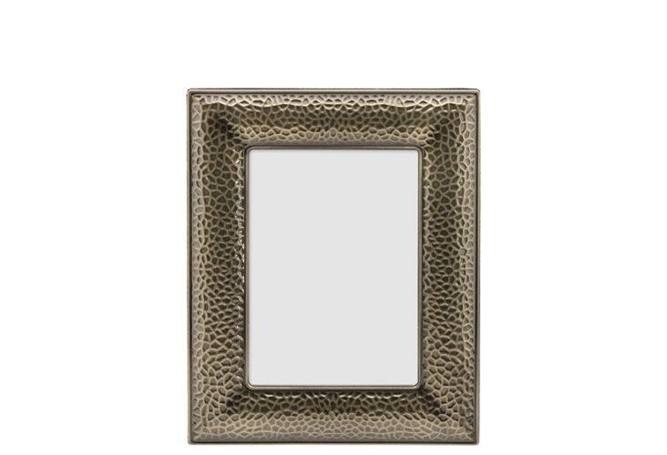Shaw Frame, 5x7, Brass