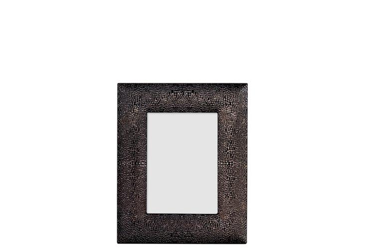 Salinas Gunmetal Frame, 4x6