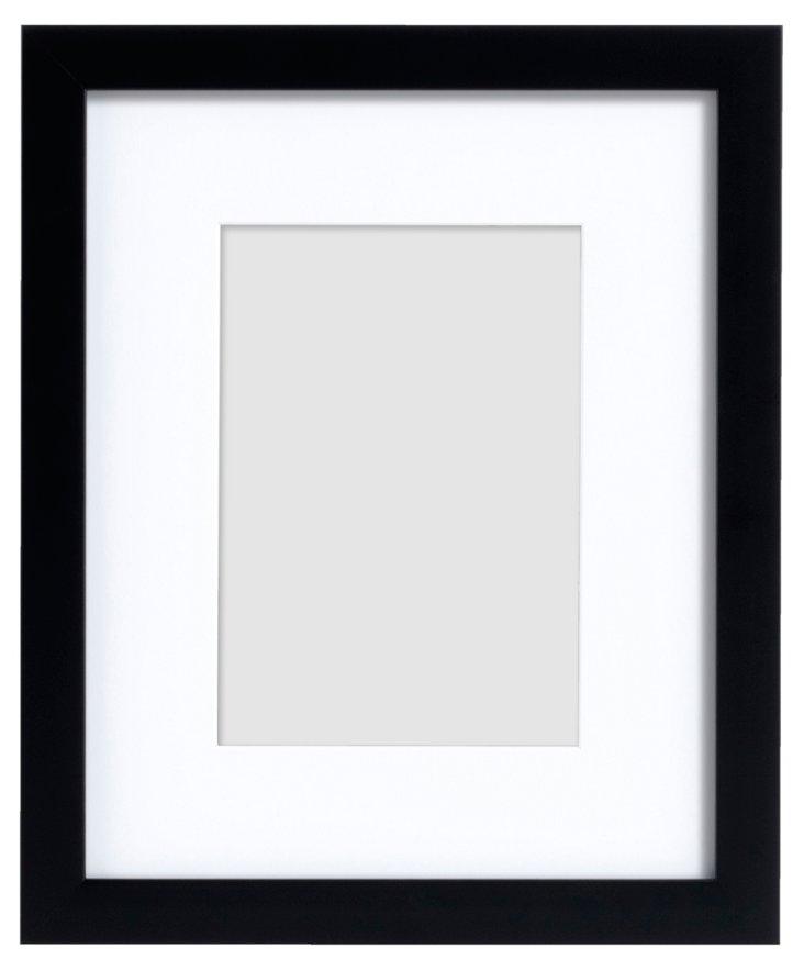 S/2 Gallery Frames, 5x7, Black