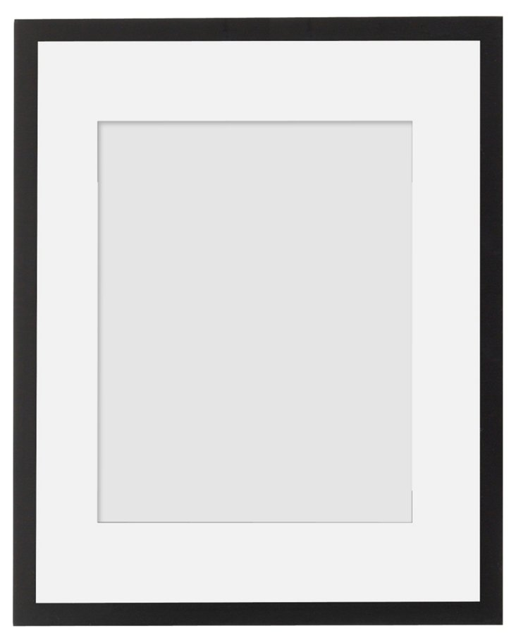 Crosby Frame, 16x20, Black