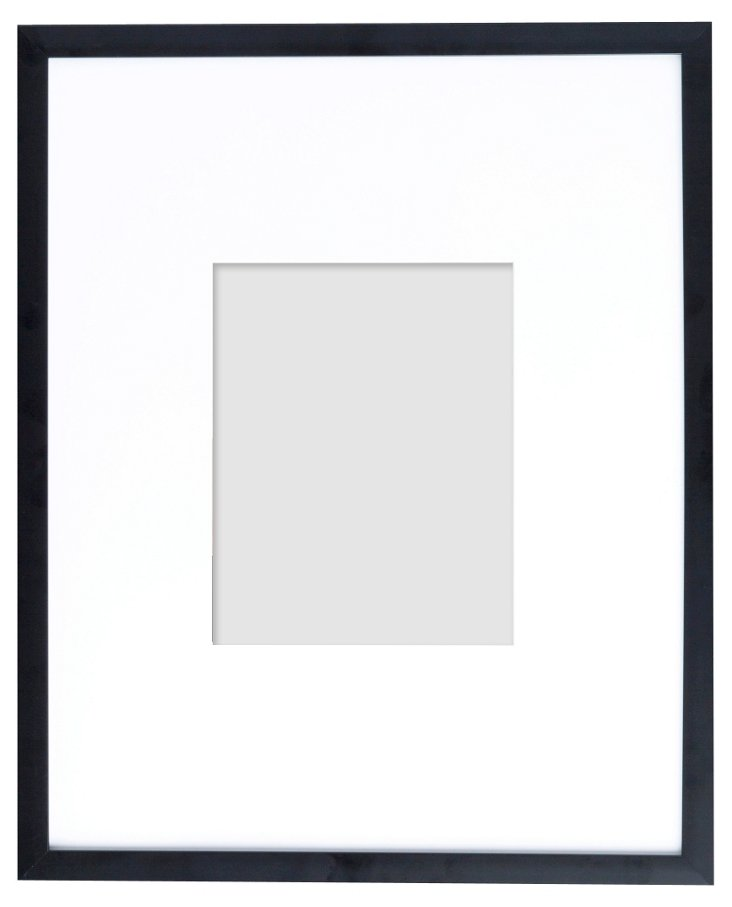 Gallery Expressions Frame, 8x10, Black