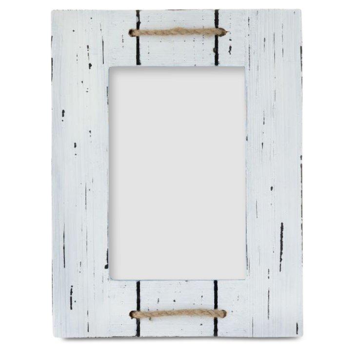 Maritime Frame, 5x7, White