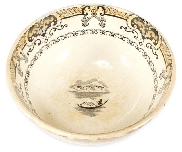 Maastricht Sana Ceramic Bowl