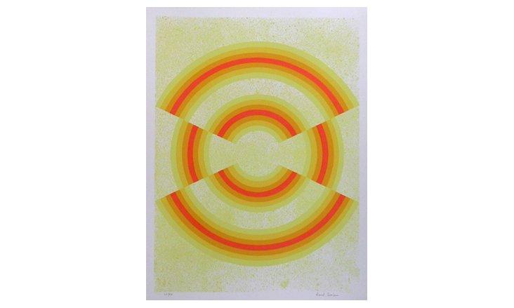 David Simpson, Ovograph, Serigraph