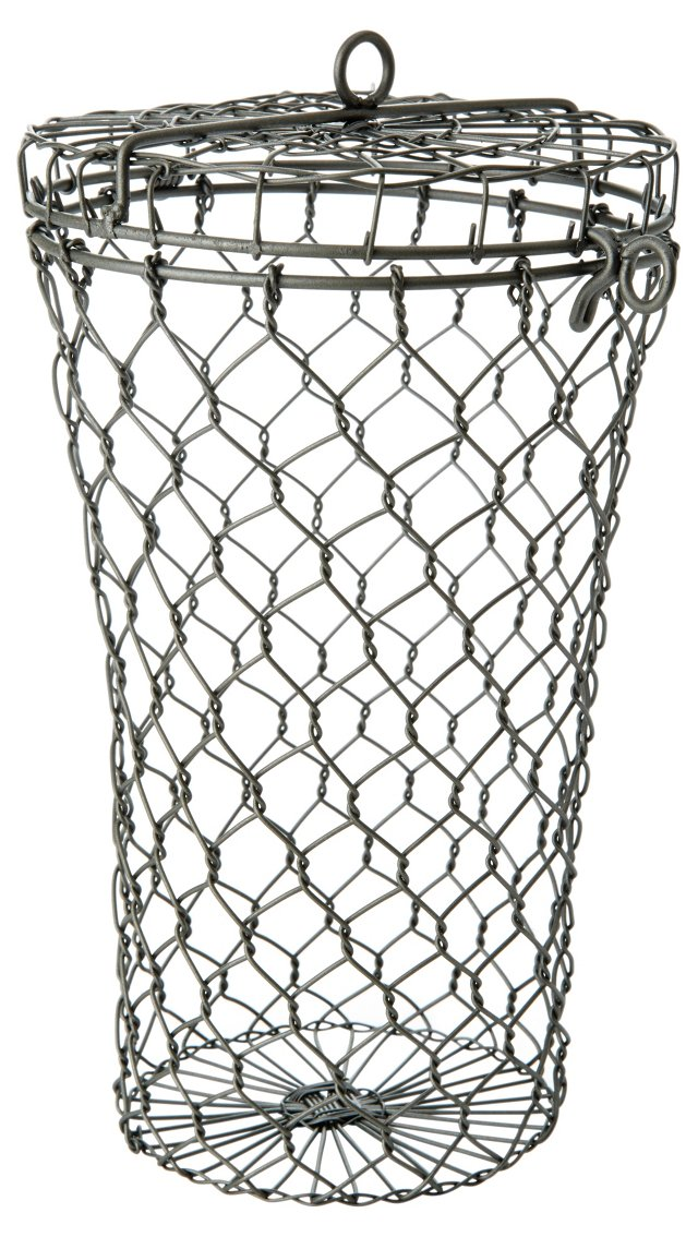 """8.5"""" Foliage Wire Canister"""