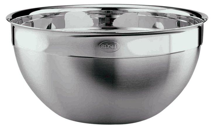 0.2 Qt Mixing Bowl, Silver