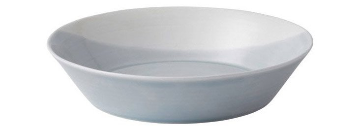 S/4 Pasta Bowls, Blue