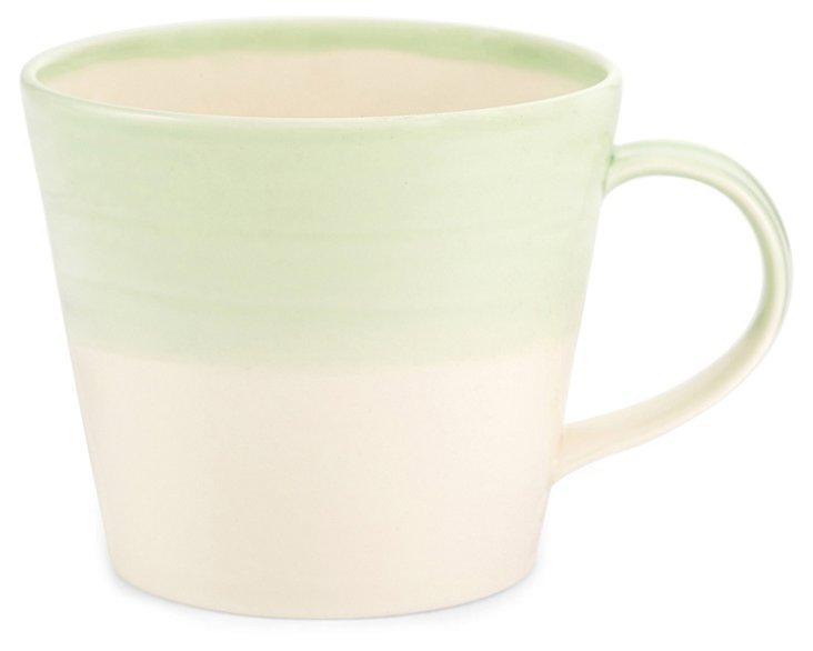 S/4 Mugs, Green