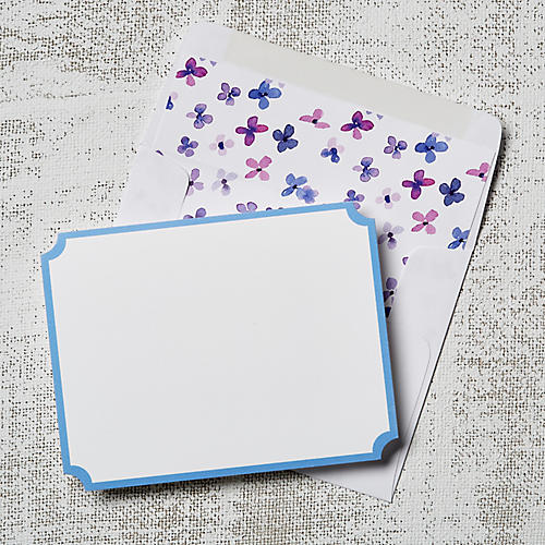 S/8 Social Stationery Set