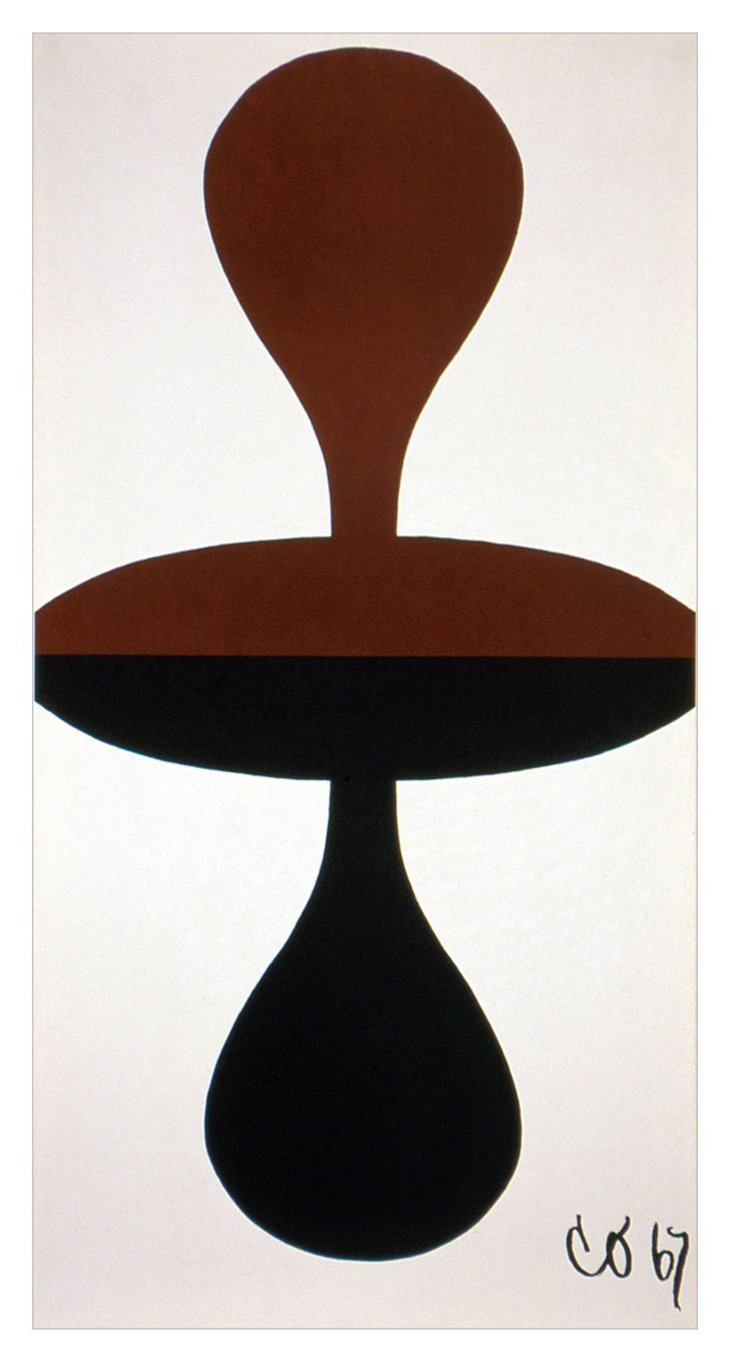Claes Oldenburg, Double Punching Bag