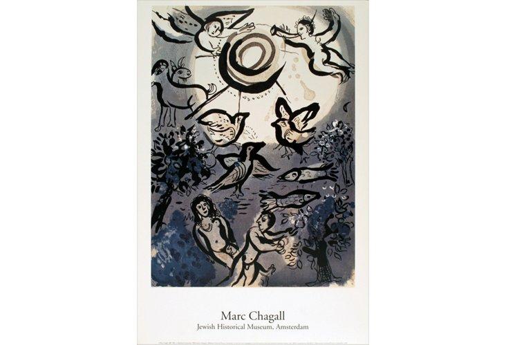 Chagall, Creation