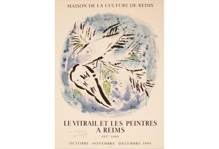 Le Vitrail et Les Peintres-Signed