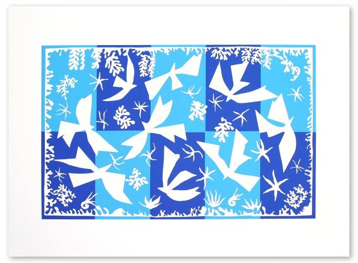Henri Matisse, Polynesie La Ciel