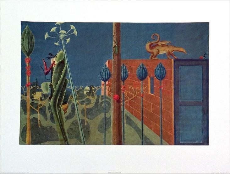 Max Ernst, Natural History