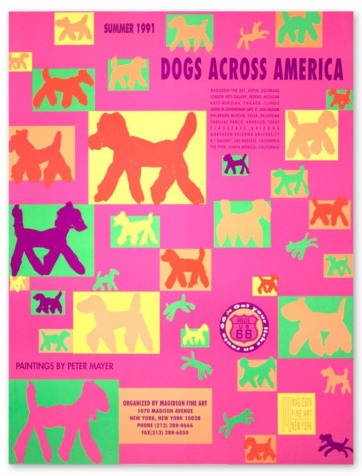 Peter Mayer, Dogs Across America