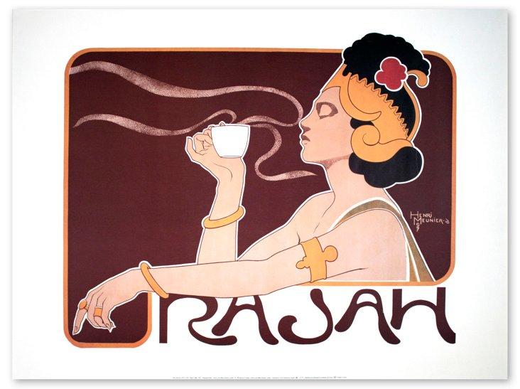 Henri Meunier, Rajah Coffee