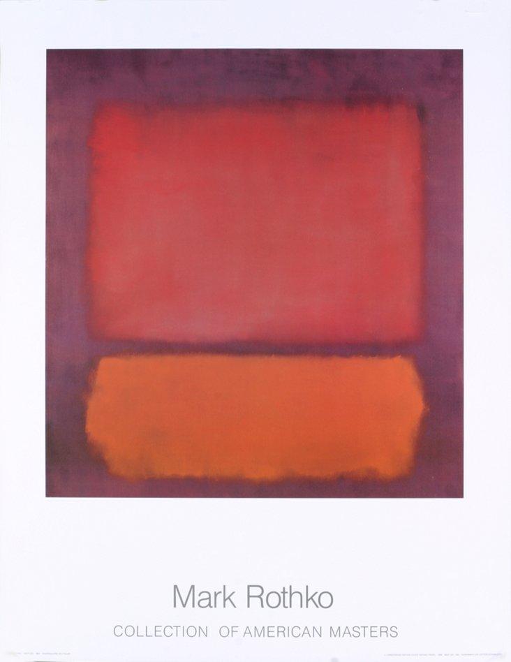 Mark Rothko, Untitled (1962)