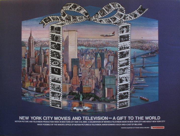 Pitigliani, NYC Movies and Television