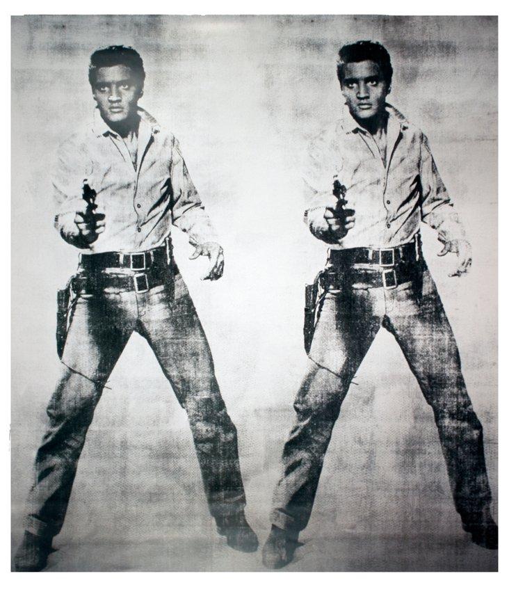 Andy Warhol, Elvis