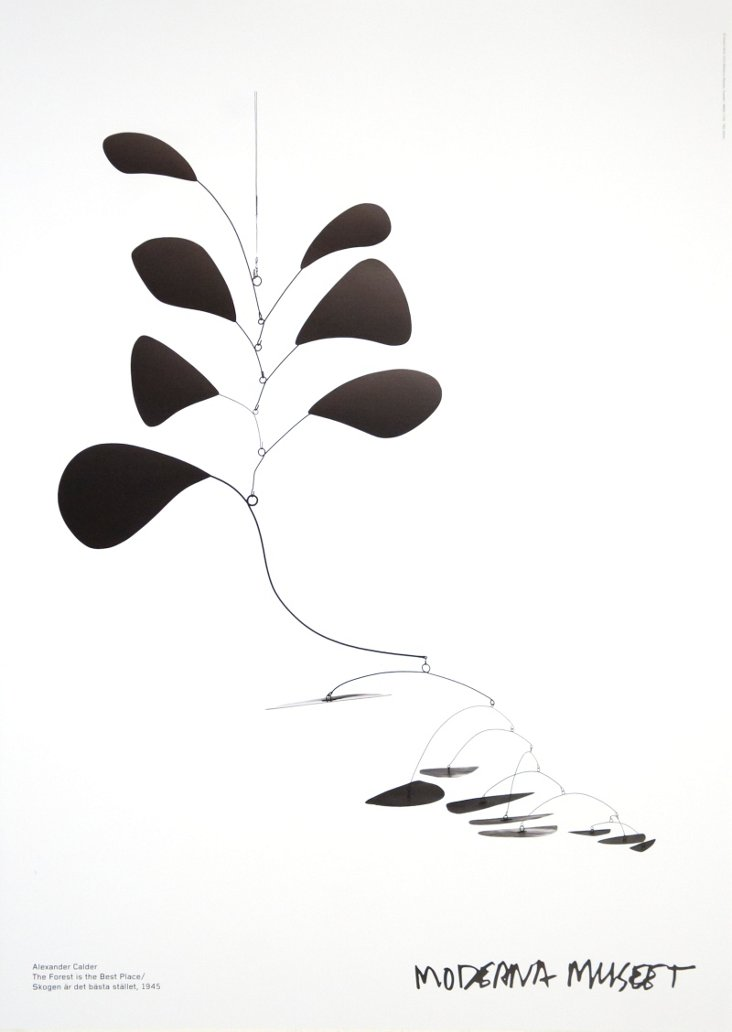 Calder, Forest is the Best Place (1945)