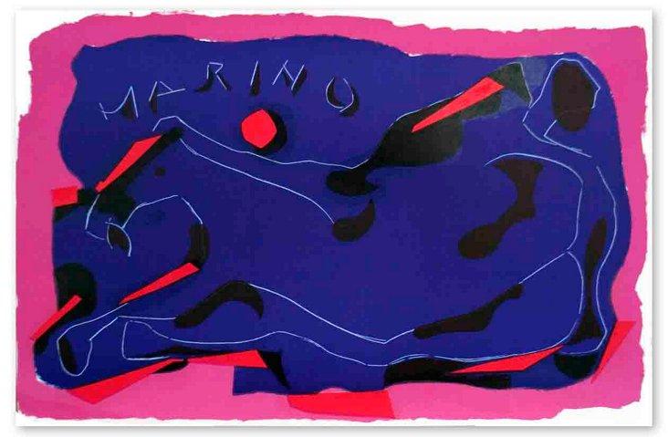 Marino Marini, Equestrian-XXIème Siècle
