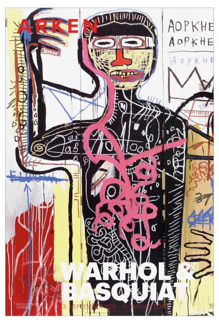 Jean-Michel Basquiat, Versus Medici