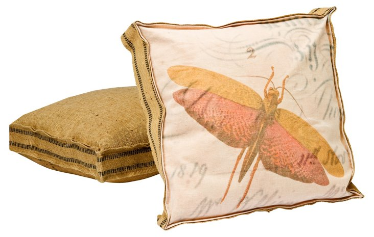 Seguy No.2 Multi Layer Pillow