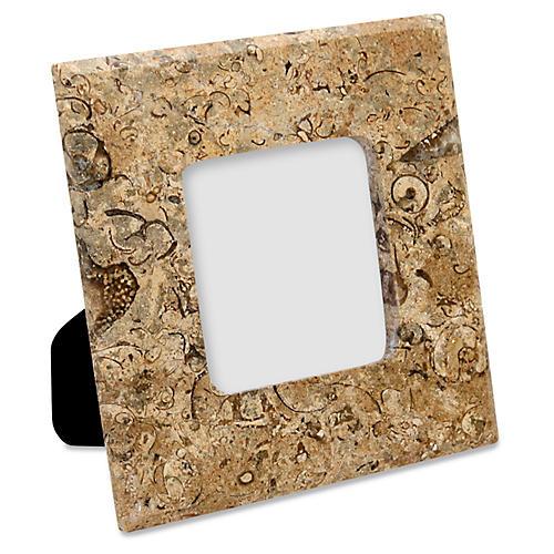 "6"" Mallet Frame, Fossil Stone"