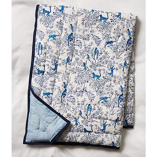 Charlie Blanket, Bright Blue